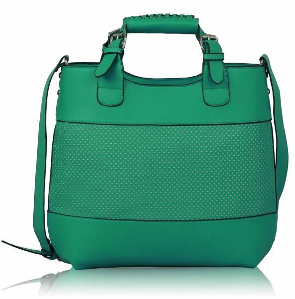 Dámska kabelka kožená Tote s rúčkami Mida a8b0c863fc7