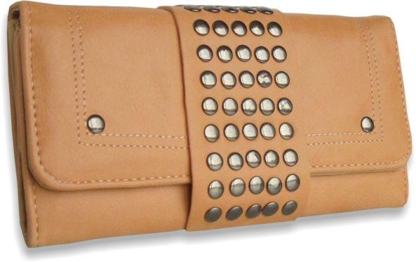Dámska peňaženka vybíjaná kožená Pracka ac5d9939f1e
